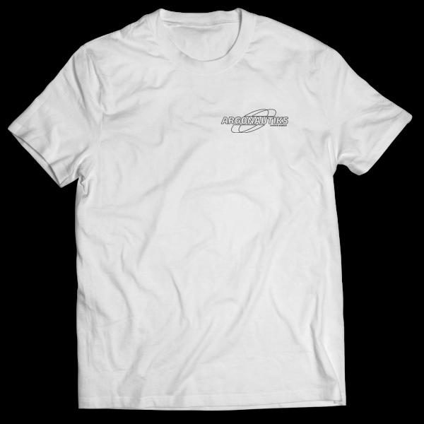 Argonautiks - T-Shirt - Trauben über Gold [weiß]