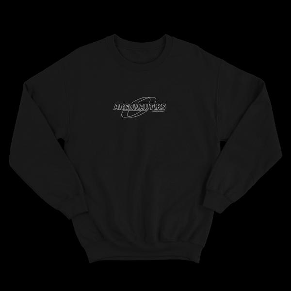 Argonautiks - Sweatshirt - Trauben über Gold [schwarz]