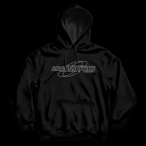 Argonautiks - Hoodie - Logo [schwarz]