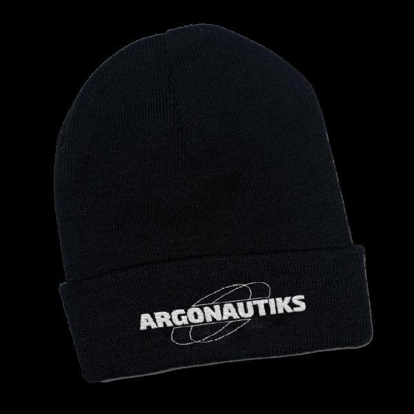 Argonautiks - Beanie - Logo [schwarz]