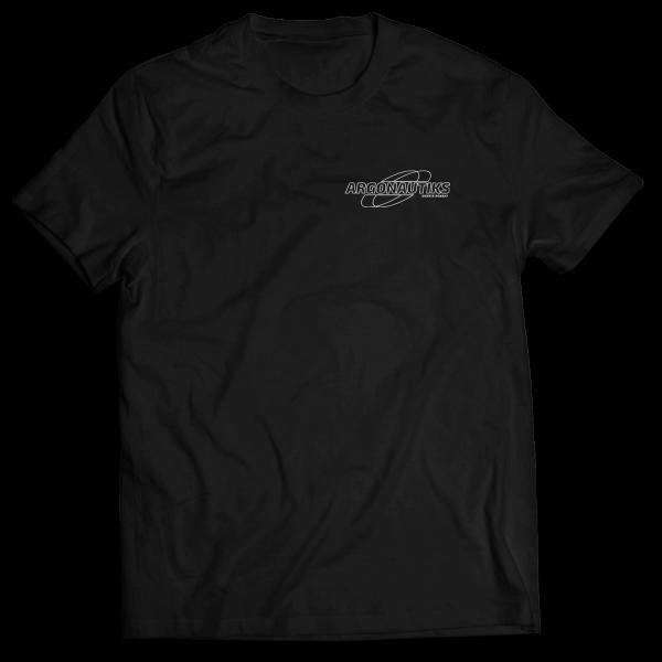 Argonautiks - T-Shirt - Trauben über Gold [schwarz]