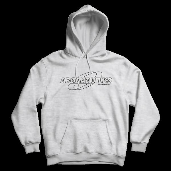 Argonautiks - Hoodie - Logo [grau]
